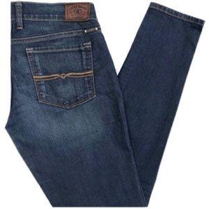 Lucky Brand Charlie Skinny Ankle Stretch Jeans
